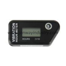 Wireless Vibration Hour Meter